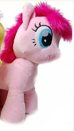 peluche mon petit poney geant licorne rose 55 cm - Poney Licorne