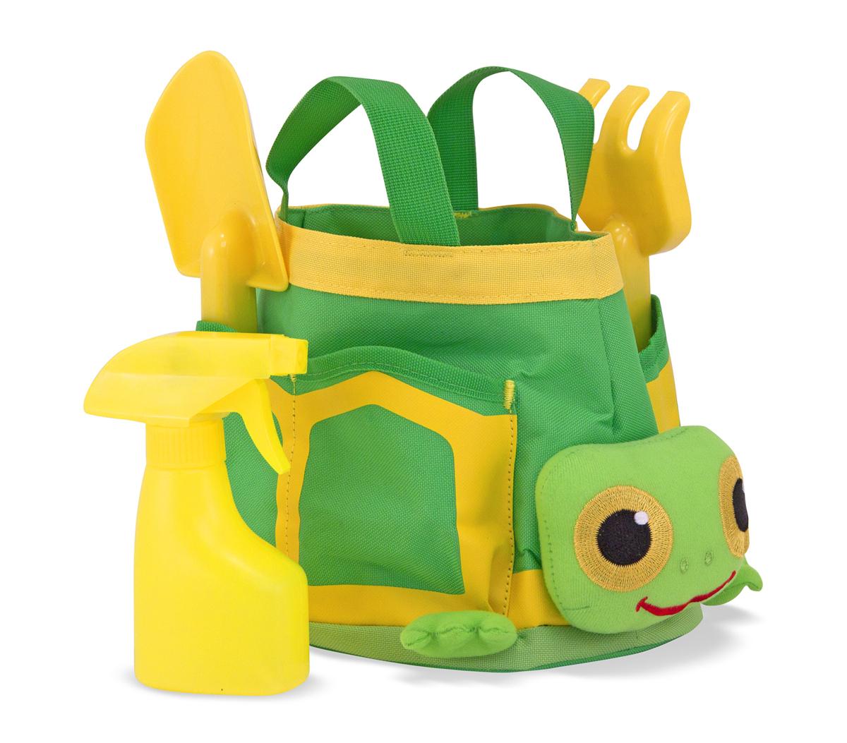 sac de jardinage tortue pour enfant plushtoy. Black Bedroom Furniture Sets. Home Design Ideas