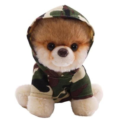 Peluche Boo Camouflage 12.5 cm