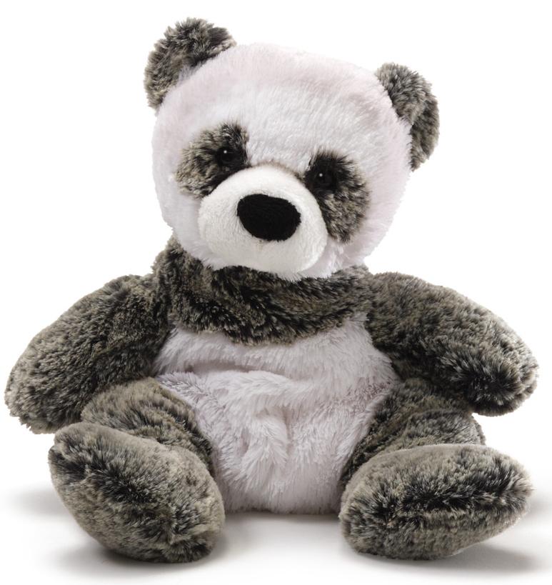 peluche panda gund mushmellows 29 cm plushtoy. Black Bedroom Furniture Sets. Home Design Ideas