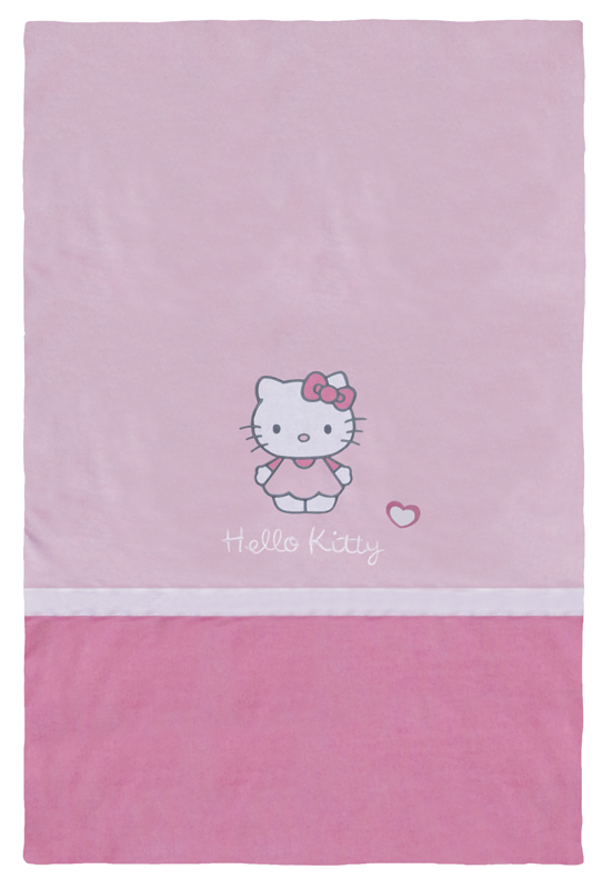 couvre lit hello kitty alice Couvre lit Hello Kitty Alice 80 x 120 cm   PLUSHTOY couvre lit hello kitty alice