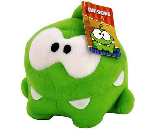 Peluche Cut the Rope OmNom 20 cm