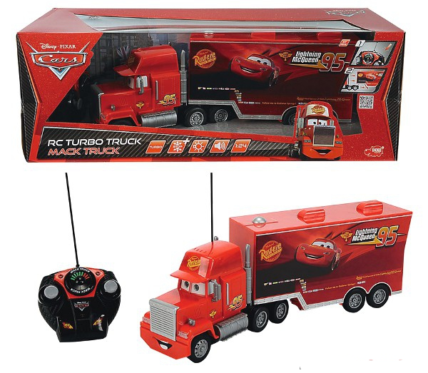 camion t l command disney mack 46 cm plushtoy. Black Bedroom Furniture Sets. Home Design Ideas