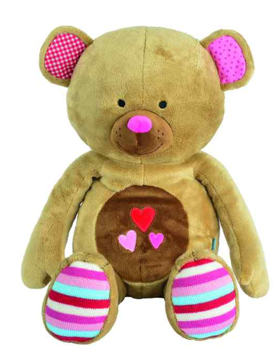 Peluche Ours Betsy 60 cm