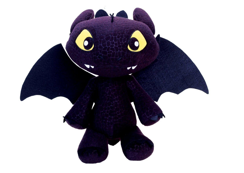Peluche dragon 2 furie nocturne 32 cm - Furie nocturne dragon ...
