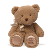 Peluche ours gund my first teddy marron 25,5 cm