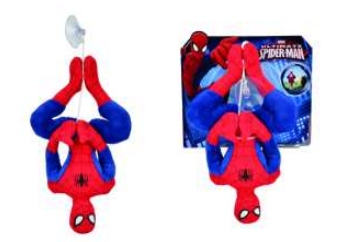 Peluche Spiderman Marvel à l'envers 25 cm