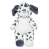 Peluche Tatty Teddy chien dalmatien 27 cm