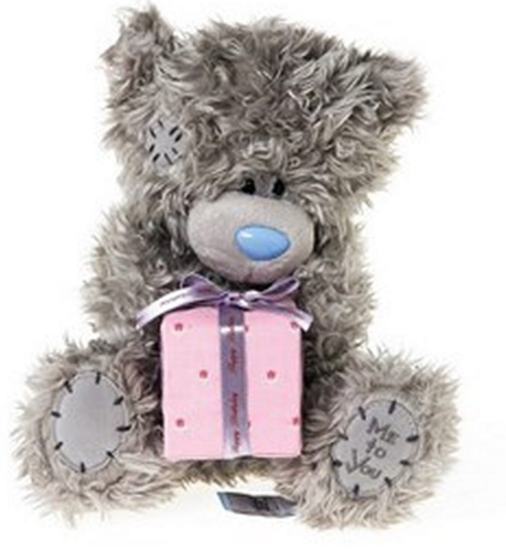 peluche me to you ours birthday 20 cm