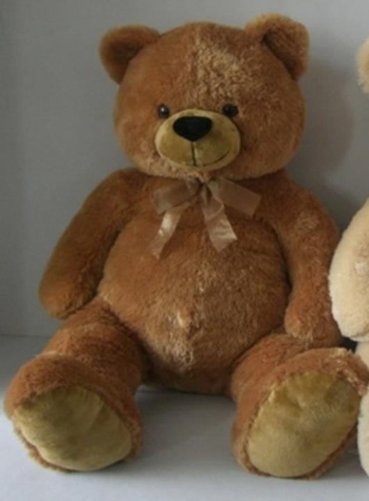 peluche geante ours leclerc