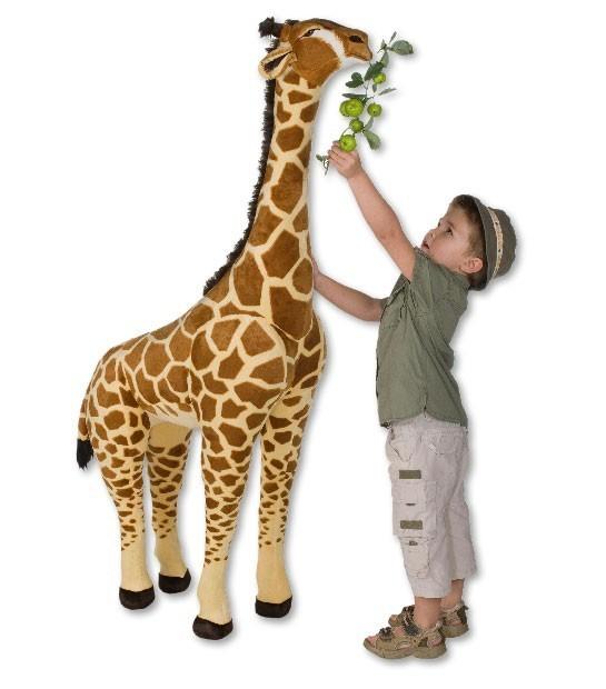 peluche girafe 150 cm de haut. Black Bedroom Furniture Sets. Home Design Ideas