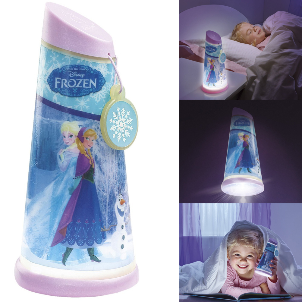 veilleuse et torche disney reine des neiges go glow plushtoy. Black Bedroom Furniture Sets. Home Design Ideas