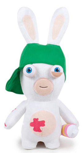 Peluche lapins cretins - Lapin cretin image ...
