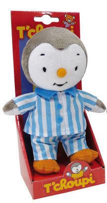 pyjama tchoupi et doudou
