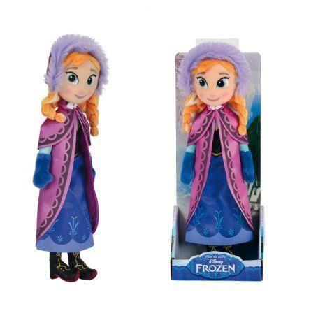 La Reine des Neiges Peluche Anna 25 cm Frozen