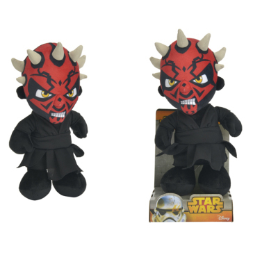 Peluche Star Wars Darth Maul 25 cm