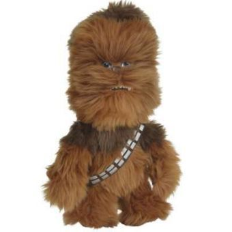 Peluche Star Wars Disney Chewbacca 25 cm