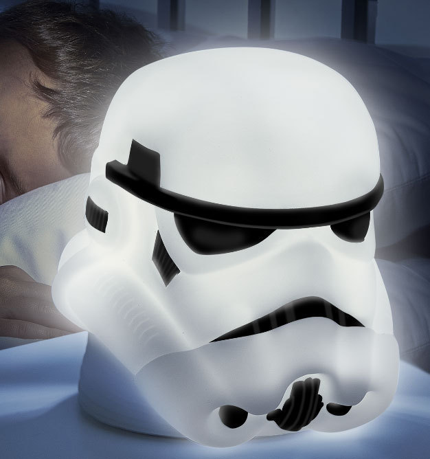veilleuse lampe torche star wars go glow buddy storm. Black Bedroom Furniture Sets. Home Design Ideas