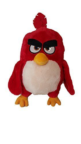Peluche Angry Birds Red 30 cm