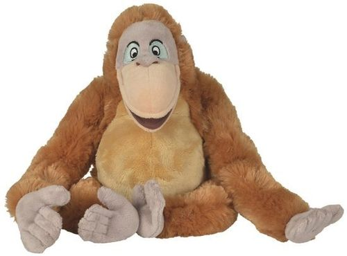 Peluche le livre de la jungle King Louie 50 cm