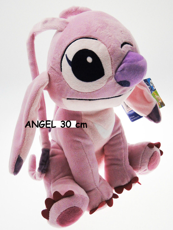 peluche disney stitch angel