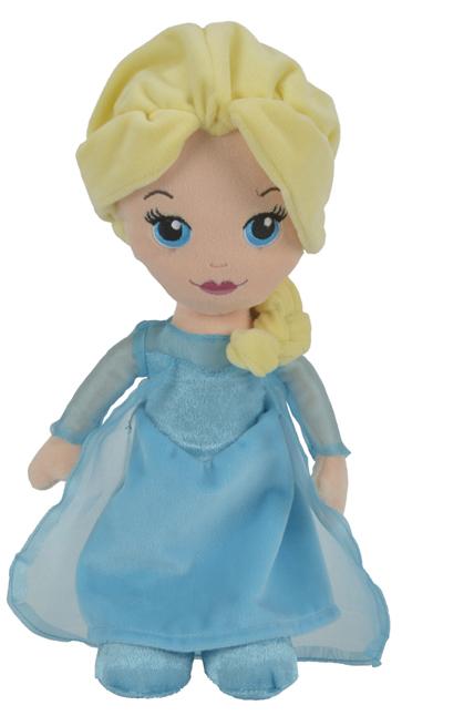 peluche la reine des neiges elsa cute 50 cm - La Reine Des Neiges Elsa