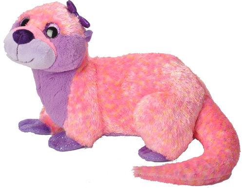 Peluche Wild Republic Sweet and Sassy Loutre 30 cm