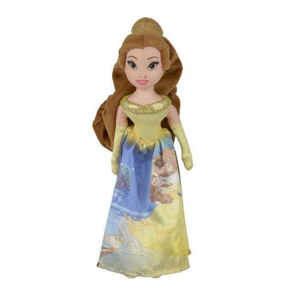 peluche disney princesse