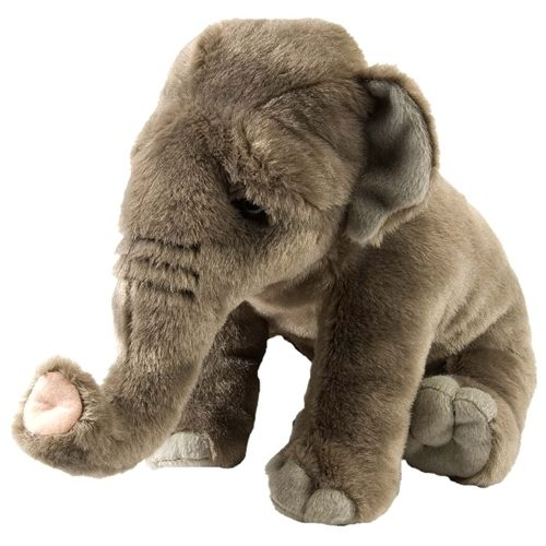 Peluche Wild Republic elephant asiatique 30 cm