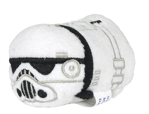 Peluche Disney mini Tsum tsum star wars storm trooper