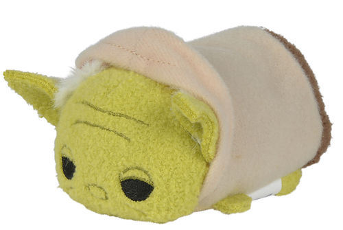 Peluche Disney mini Tsum tsum star wars Yoda