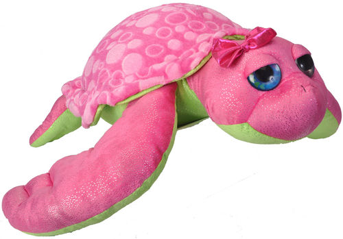 Peluche Wild Republic Tortue Sweet and sassy 76 cm