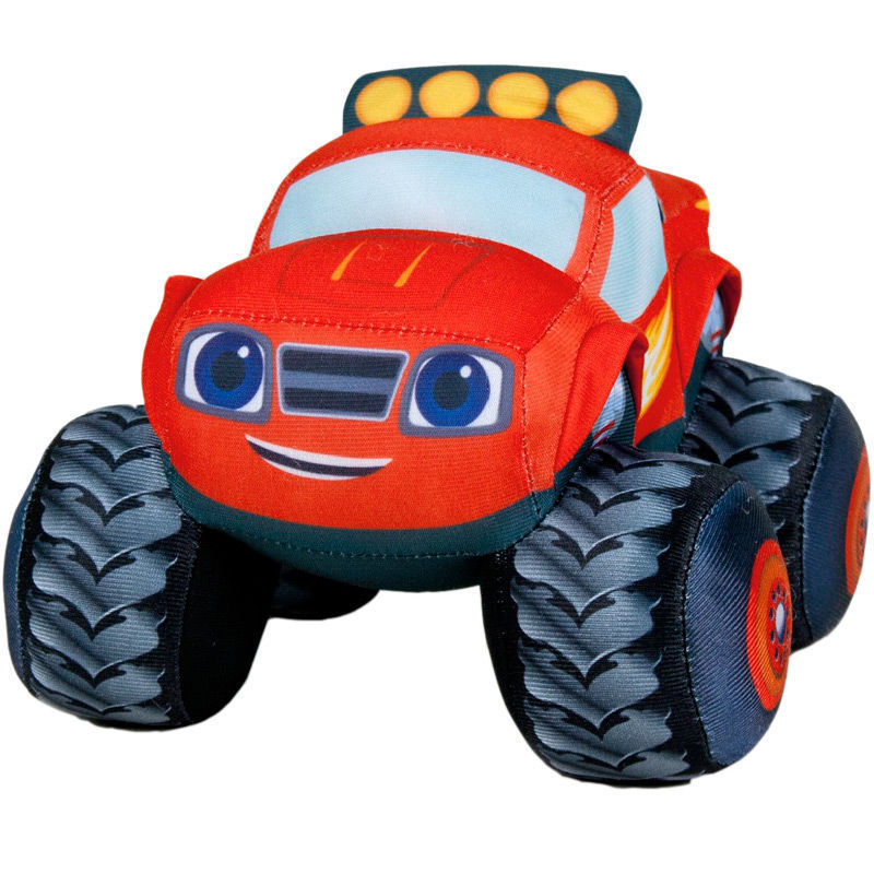 Peluche blaze et les monster machines 21 cm plushtoy for Blaze e le mega macchine youtube