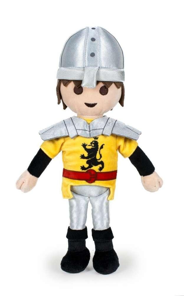 peluche playmobil chevalier 30 cm - Playmobile Chevalier