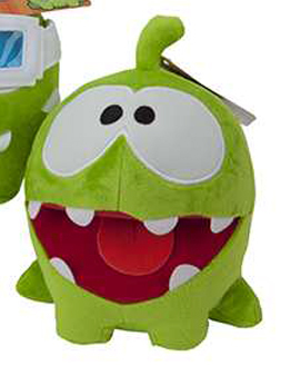 Peluche Cut the rope 16 cm hungry