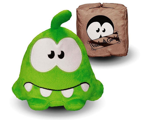 Peluche Cut the rope Caisse 15 cm