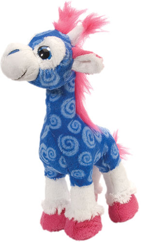 Peluche Girafe sweet and Sassy 30 cm