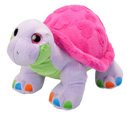 Peluche Wild Republic Tortue Sweet and sassy 30 cm