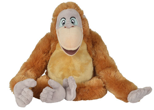 Peluche le livre de la jungle King Louie 20 cm