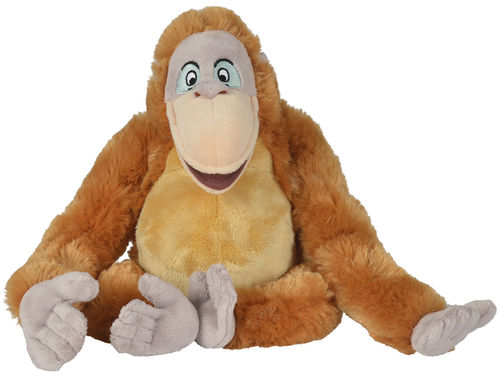 Peluche le livre de la jungle King Louie 25 cm