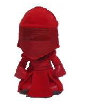 Peluche Star Wars Guarde praetorian 25 cm
