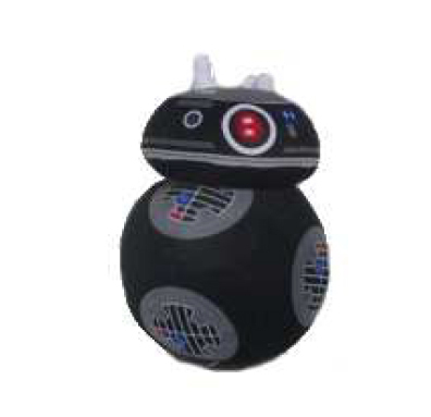Peluche Star Wars 8 BB9 25 cm