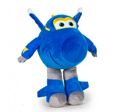 Peluche Super Wings Jérome 15 cm