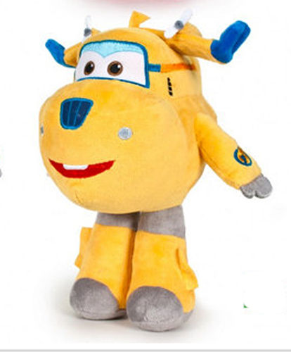 Peluche Super Wings Donnie 20 cm