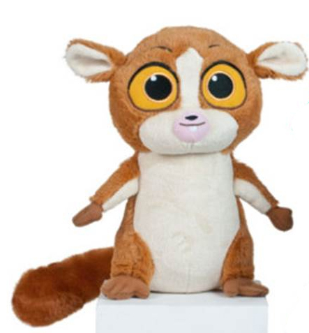 Peluche King Julian 25 cm Mortimer