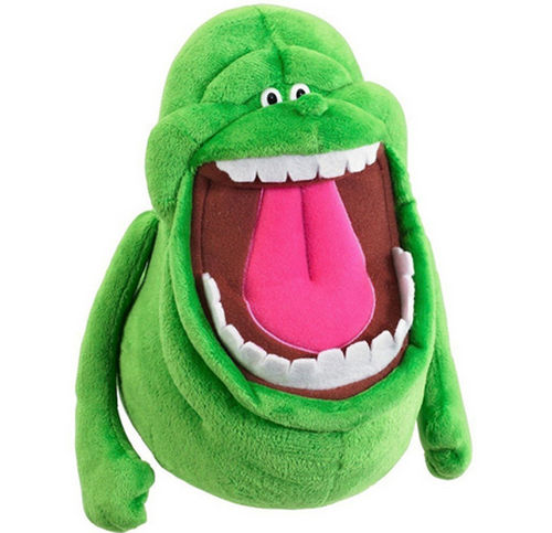 Peluche Ghostbusters Slimer sonore 24 cm