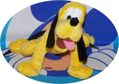 CLUB HOUSE DISNEY PLUTO 20 CM