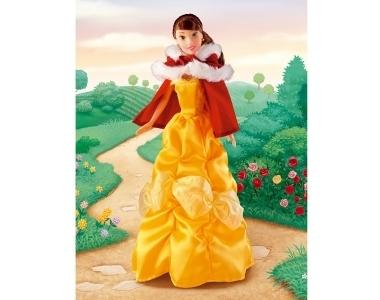 charme de coût large éventail doux et léger Poupée Princesse Disney La Belle et la Bête 30 cm avec ...