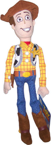 Peluche Peluche Toy Story Woody 20 cm