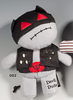 Peluche Dark Dudes Devil Dude 20 cm